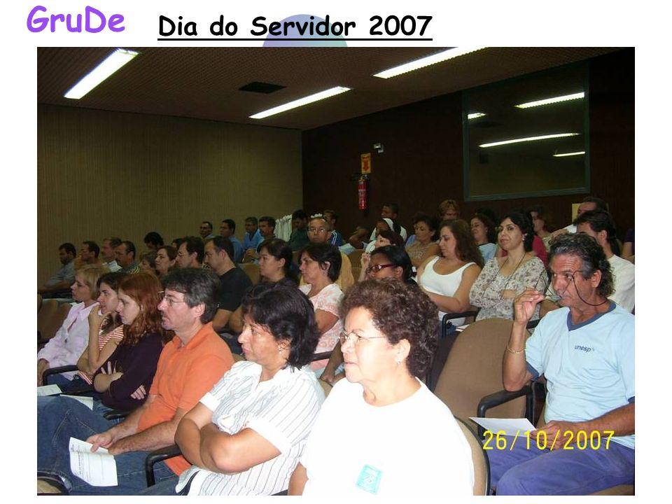 Dia do Servidor 2007 GruDe