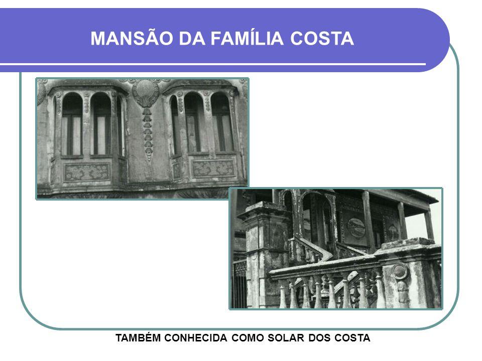DETALHES IMPRESSIONANTES - UMA VERDADEIRA OBRA DE ARTE MANSÃO DA FAMÍLIA COSTA