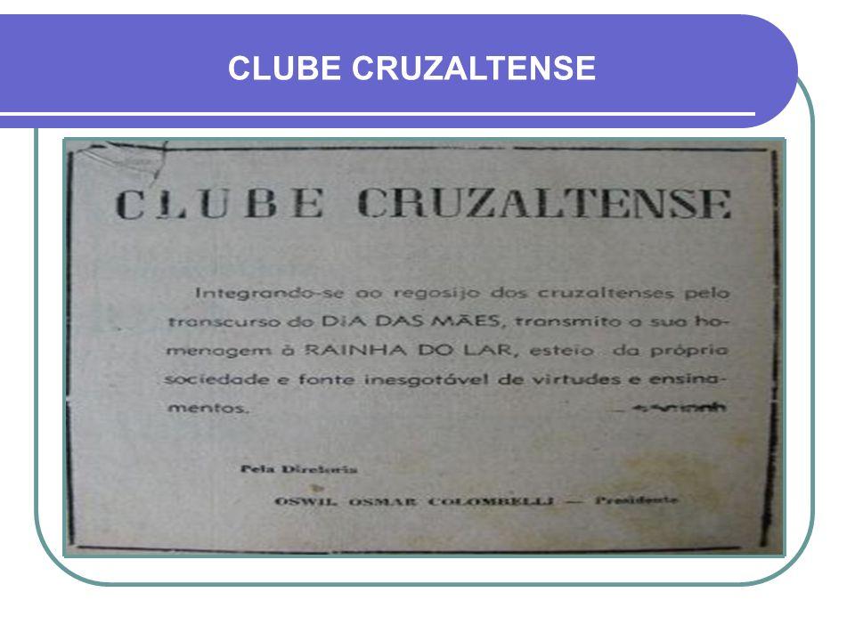 SOCIETÁ ITALICA RECREATIVA COM O ATRITO BRASIL- ITÁLIA DURANTE A SEGUNDA GUERRA MUNDIAL, EM 12/03/1942 PASSOU A CHAMAR-SE CLUBE CRUZALTENSE