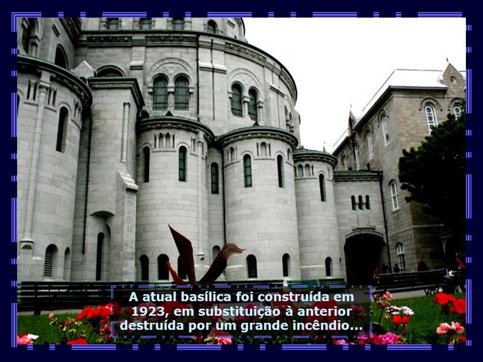 O Santuário comemora 350 anos de sua fundação em 2008. Mais de um milhão e meio de devotos o visitam anualmente em busca de paz espiritual...