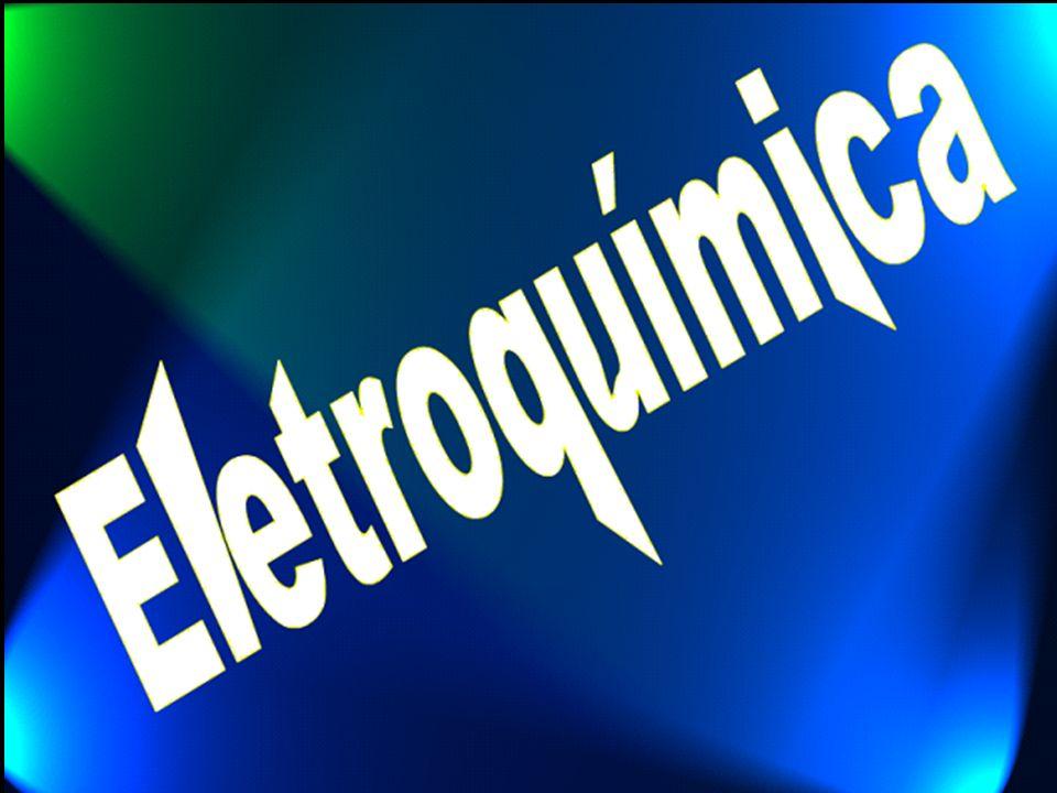 Prof a Dr a Silvania Maria NettoOUT 2005 Al + Zn 2+ Al 3+ + Zn Veja que os elétrons não estão em equilíbrio.