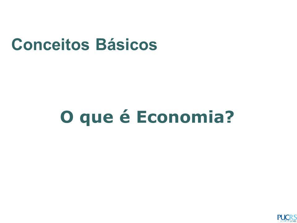 O que é Economia? Conceitos Básicos