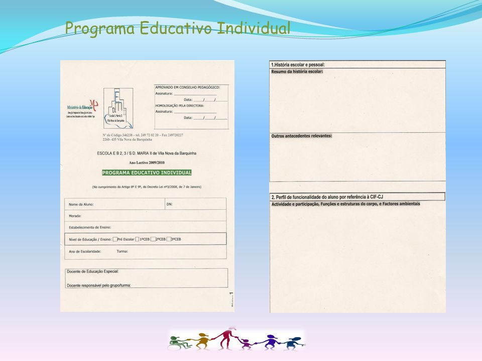 Relatório Técnico - Pedagógico