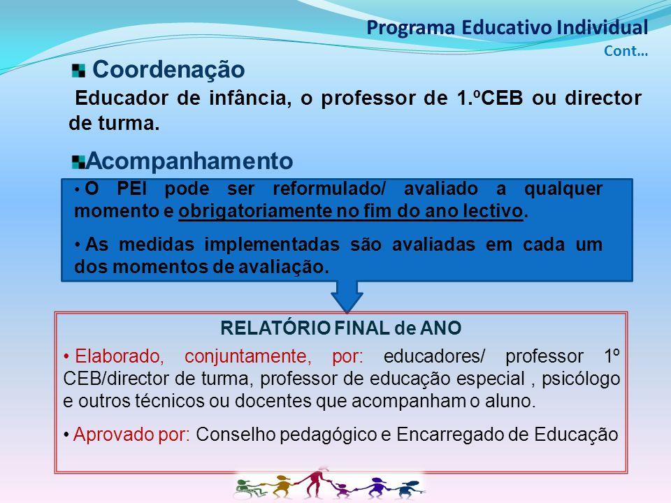 Fixa e fundamenta as respostas educativas e formas de avaliação. Submetido à aprovação do Conselho Pedagógico e homologado pelo Conselho Executivo. A