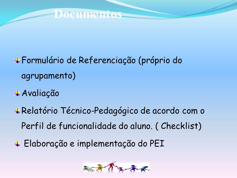 Processo de Avaliação O aluno não necessita de respostas educativas no âmbito da E.E O aluno necessita de respostas educativas no âmbito da E.E O alun