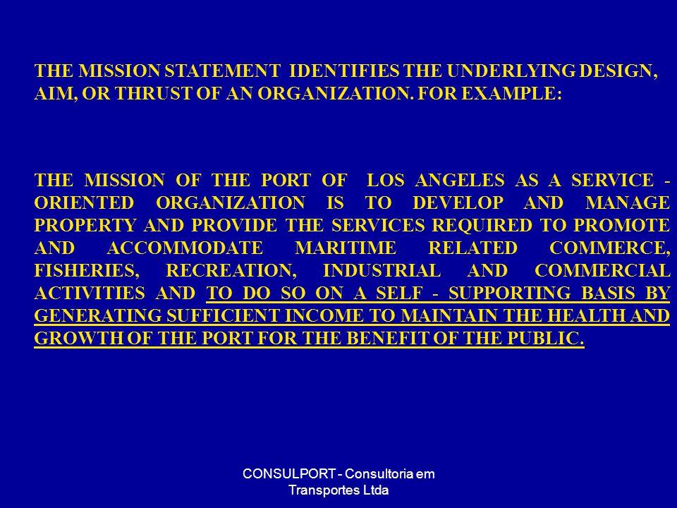 CONSULPORT - Consultoria em Transportes Ltda OUTRAS CONSIDERAÇÕES : EVOLUÇÃO DO TRANSPORTE MARÍTIMO ESTUDOS EXISTEM, INDICANDO PARA O FUTURO, A EXISTÊNCIA DE APENAS TRÊS TIPOS DE NAVIOS: OS GRANELEIROS, OS PORTA-CONTÊINERES E OS CONVENCIONAIS-ESPECIALIZADOS, NELES INCLUÍDOS OS RO-RO (ROLL ON/ ROLL OFF).