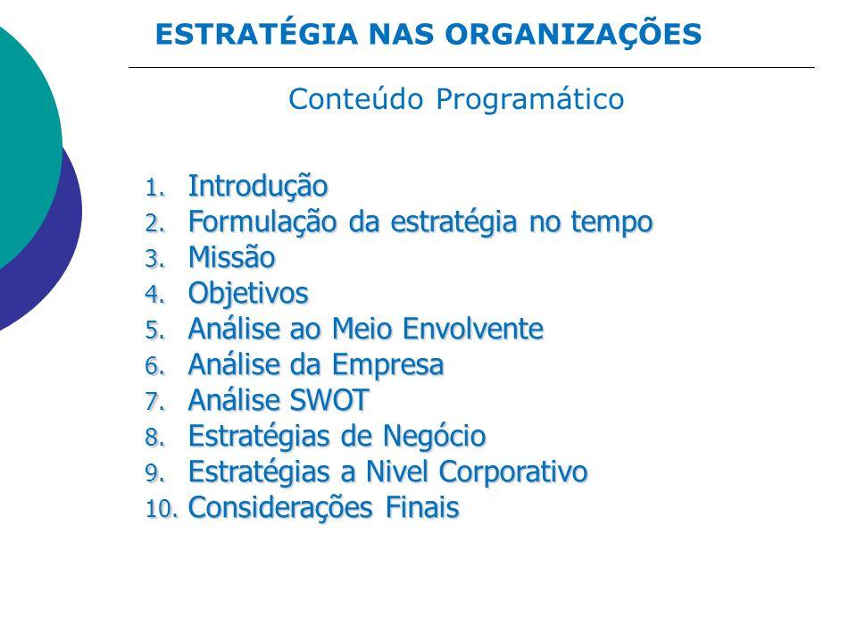 9.Estratégias a Nível Corporativo 3.