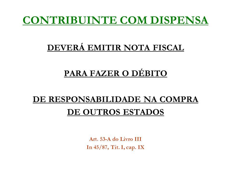 NF DE COMPRA DE MERCADORIA QUE VEIO DE SANTA CATARINA SEM SUBSTITUIÇÃO TRIBUTÁRIA de João Silva, nº 000100 de 03.09.2009 10.000,00 1.200,00 1.000,00 13.000,00 10.000,00 Cal p/constr.civil 000SCs10 1.00010000,0 12 10 1.000,0 2.401 a 2.403 1.000,00