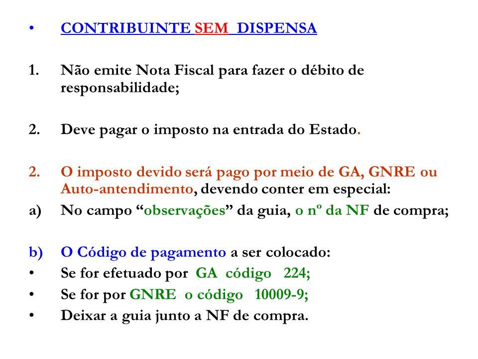 DA DIFERENÇA DA MVA ENTRE OPERAÇÕES INTERNAS E INTERESTADUAIS