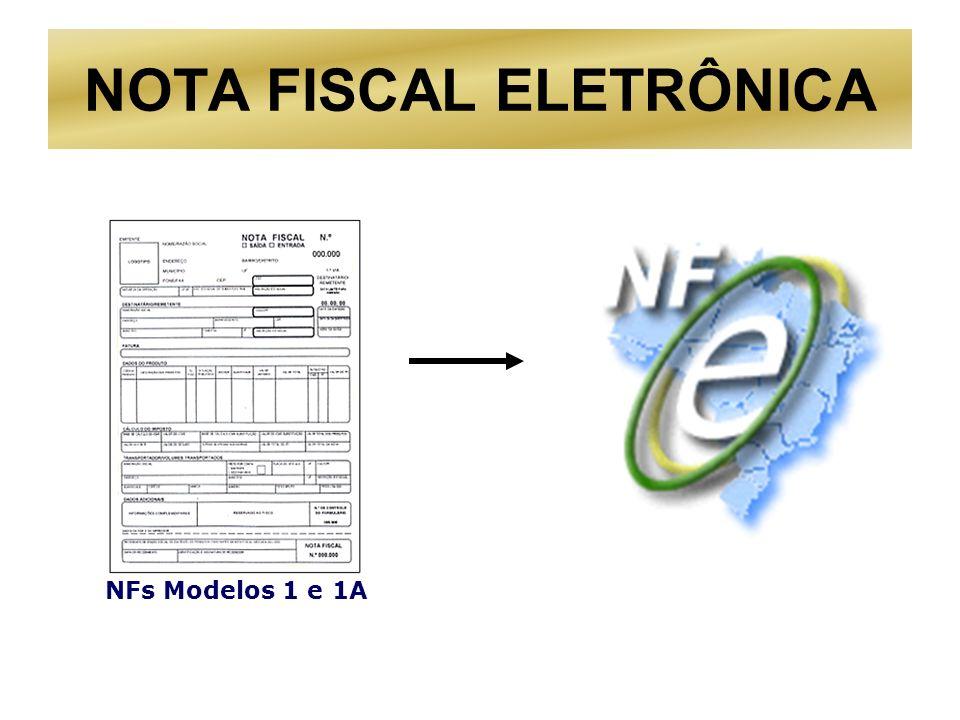 NOTA FISCAL ELETRÔNICA: Conceito CONCEITO É Documento: –emitido e armazenado eletronicamente; –de existência apenas digital.