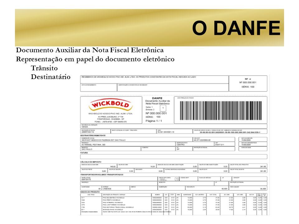 Visualização da NF-e a partir do DANFE Chave de Acesso a NF-e 43060992665611012850550070000000011375309286