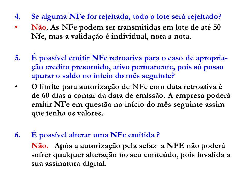7.A NFe, após sua emissão pode ser cancelada .