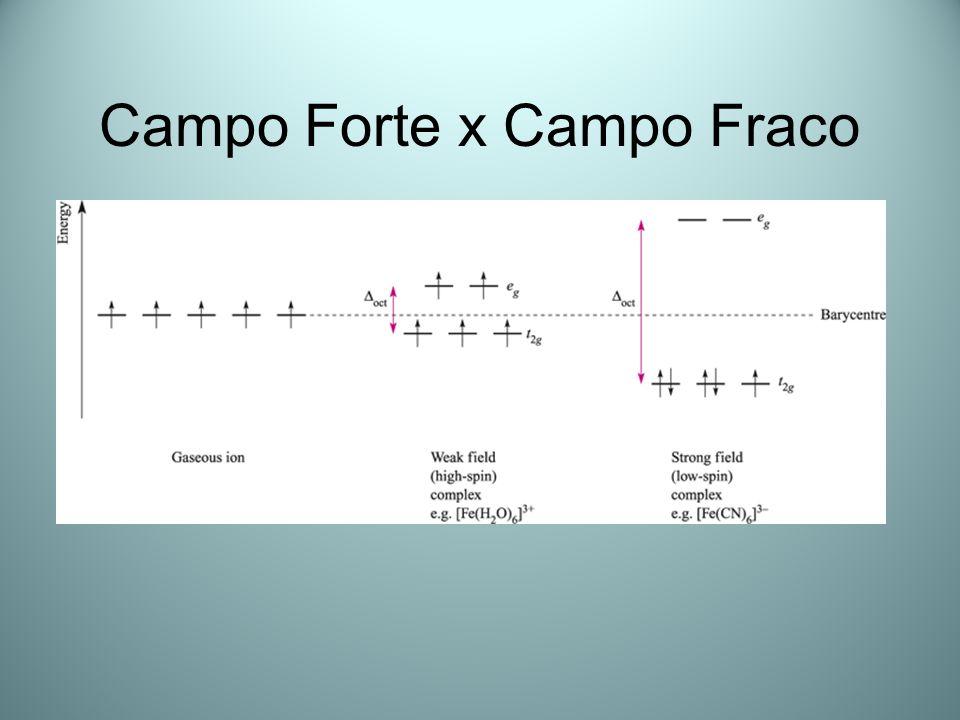 Campo Forte x Campo Fraco