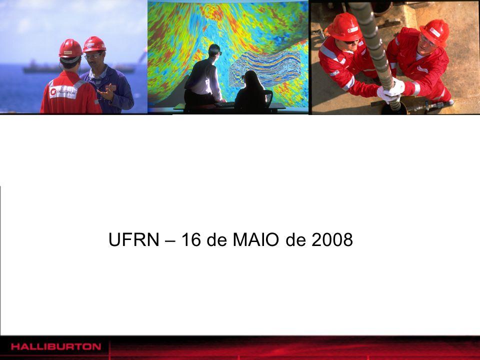 UFRN – 16 de MAIO de 2008