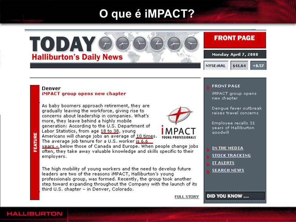 O que é iMPACT?