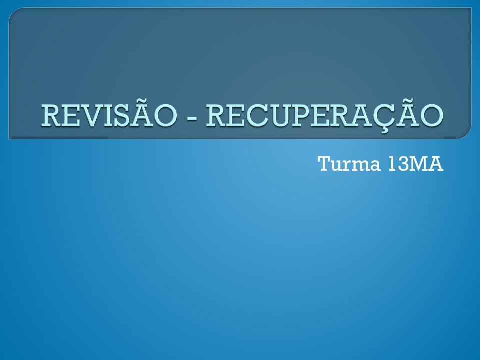 Turma 13MA