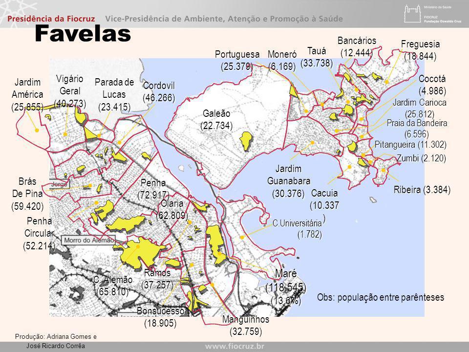 AP 3.1 no Município do Rio de Janeiro AP 5.3 AP 5.2 AP 5.1 AP 4 AP 3.3 AP 3.2 AP 2.2 AP 2.1 AP 1 Caxias Itaguaí Nova Iguaçu S.J.Meriti Nilópolis Serop