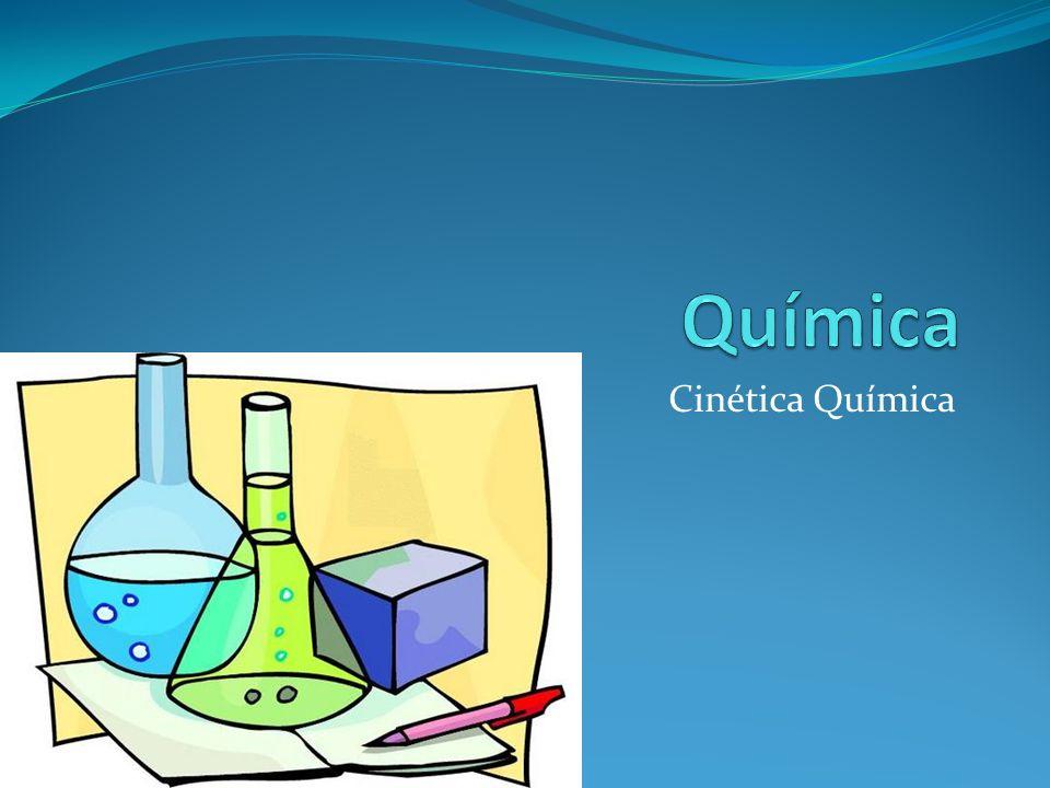 Órdem de uma reação é a soma da ordem de cada reagente, sendo este o coeficiente do reagente na equação ou expoente da concentração do reagente na fórmula.