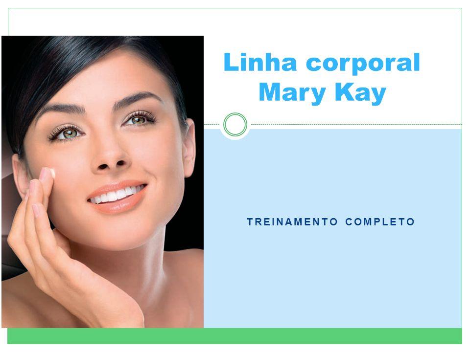 TREINAMENTO COMPLETO Linha corporal Mary Kay
