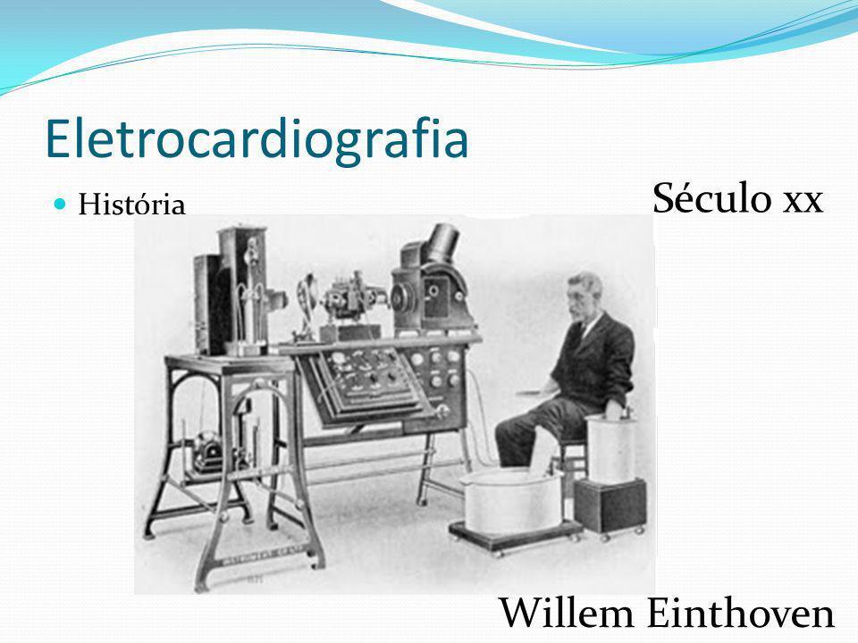 Eletrocardiografia História Século xx Willem Einthoven