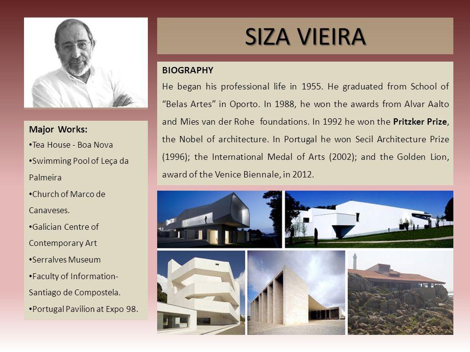 SIZA VIEIRA Pavilion of Portugal - Lisbon