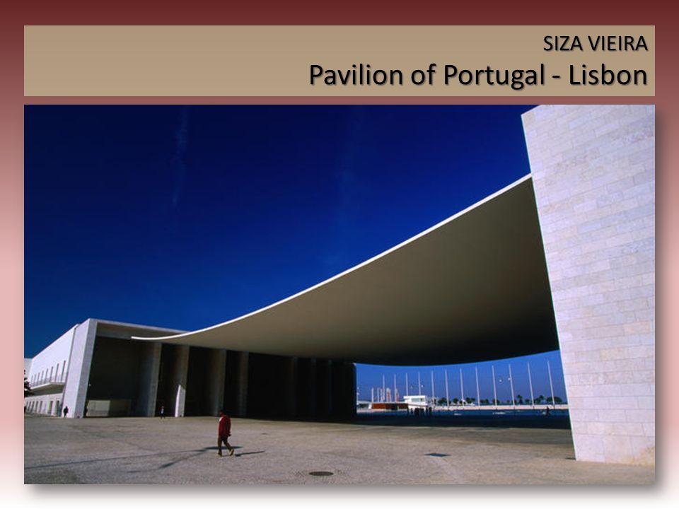 SIZA VIEIRA MUSEUM OF CONTEMPORARY ART OF SERRALVES -PORTO
