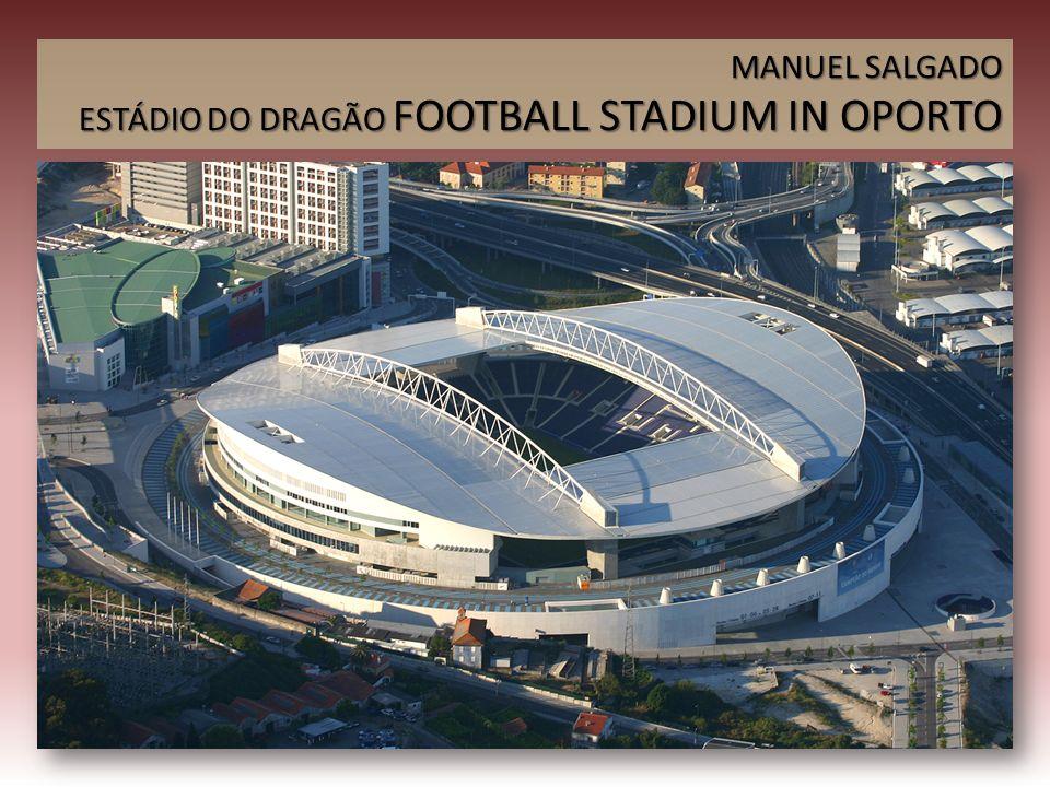 MANUEL SALGADO FOOTBALL STADIUM IN OPORTO