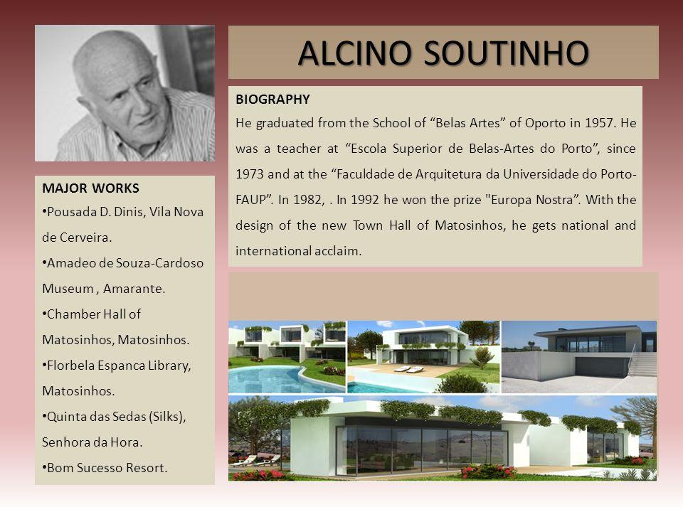 ALCINO SOUTINHO FLORBELA ESPANCA LIBRARY - Matosinhos