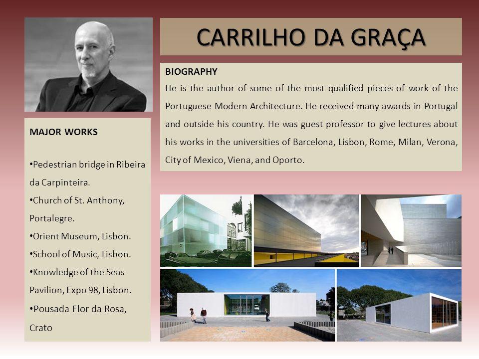 CARRILHO DA GRAÇA PAVILION OF KNOWLEDGE - Lisbon