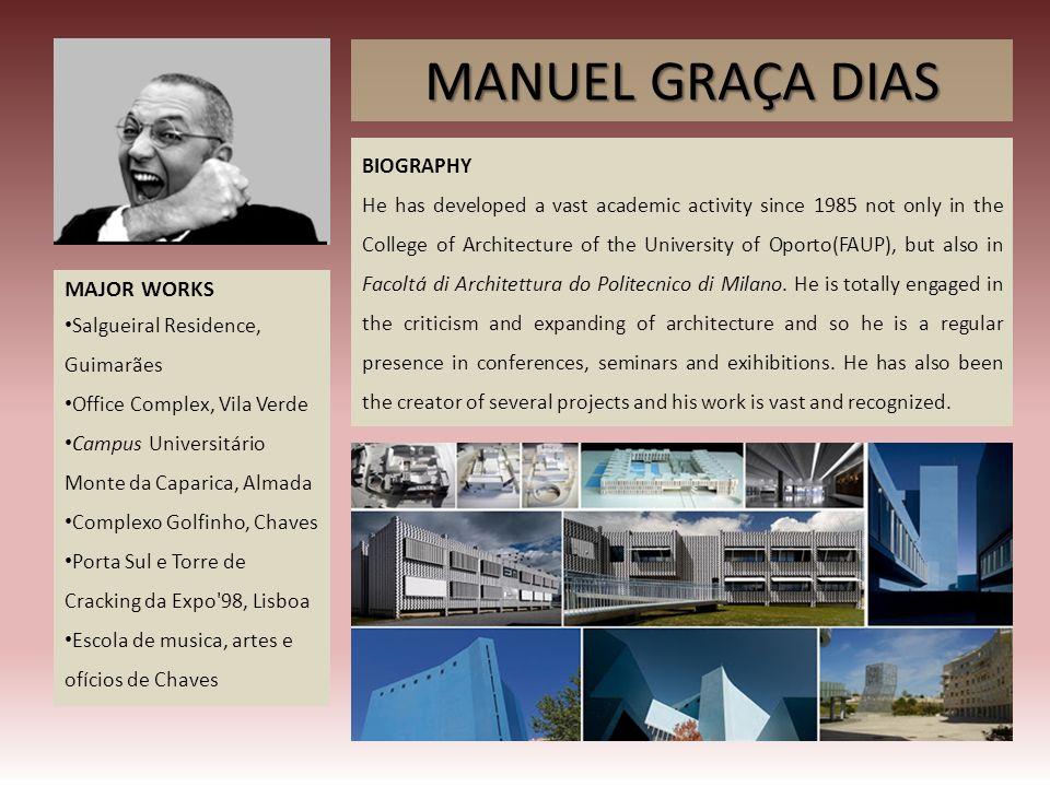 MANUEL GRAÇA DIAS Office Complex - Vila Verde, Braga
