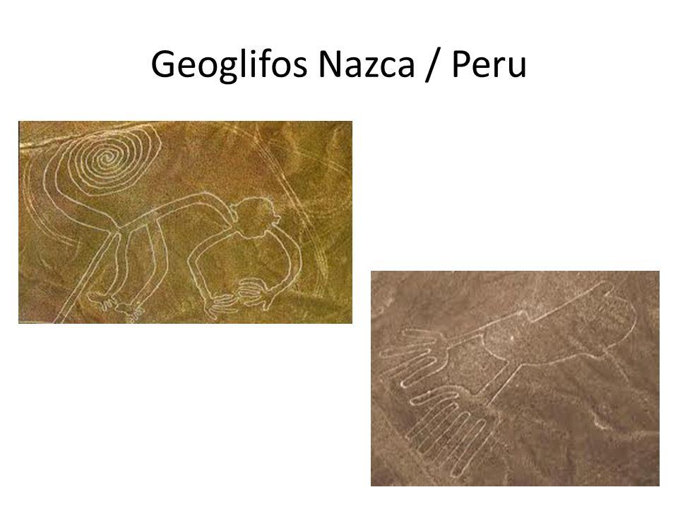 Geoglifos Nazca / Peru
