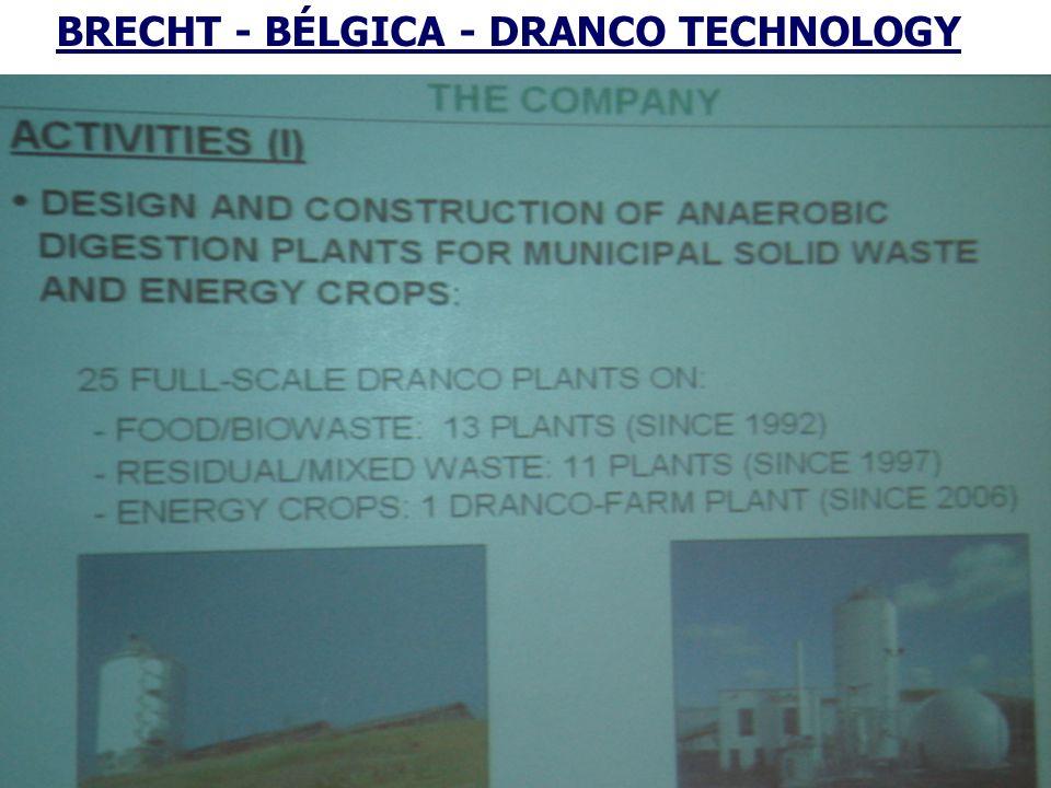 21 BRECHT - BÉLGICA - DRANCO TECHNOLOGY