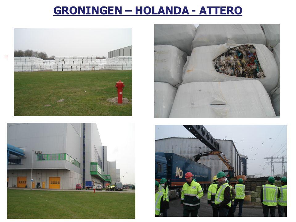 30 GRONINGEN – HOLANDA - ATTERO