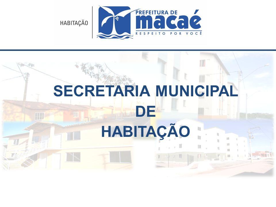 CLASSIFICAÇÃOASSENTAMENTOSDOMICÍLIOS A REMOVER DOMICÍLIOS A CONSOLIDAR ConsolidáveisLagomar, Fronteira, Nova Holanda, Barra de Macaé, Malvinas, Complexo da Ajuda, Piracema, Nova Esperança, Alto dos Cajueiros, Morro de São Jorge, Morro de Santana, Morro do Lazaredo, Botafogo, Novo Botafogo, Novo Horizonte 3.09811.997 Não-consolidáveisMorobá, Favela da Linha, Águas Maravilhosas, Ilha Leocádia 9970 ASSENTAMENTOS SEGUNDO AS CONDIÇÕES DE URBANIZAÇÃO CATEGORIA DE INTERVENÇÃO ASSENTAMENTOSTOTAL Urbanização SimplesMorro de São Jorge, Piracema, Complexo da Ajuda, Lagomar 04 Urbanização ComplexaNovo Horizonte, Novo Botafogo, Botafogo, Morro do Lazaredo, Morro de Santana, Alto dos Cajueiros, Malvinas, Barra de Macaé, Nova Holanda, Nova Esperança, Fronteira 11 ASSENTAMENTOS SEGUNDO A CATEGORIA DE INTERVENÇÃO