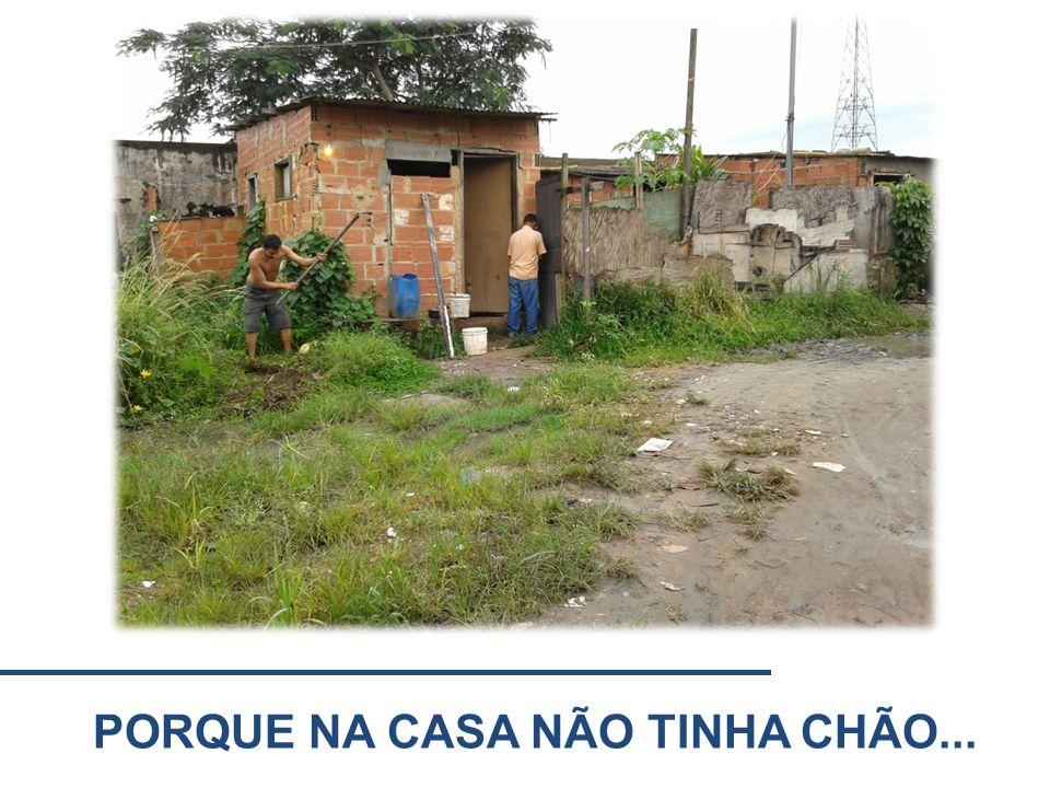 HABITAÇÃO A dívida social acumulada no Brasil em relação à carência habitacional impressiona.
