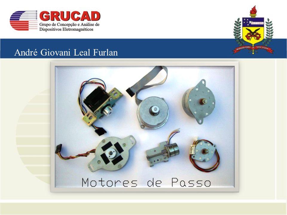 Definição Defini-se MOTOR DE PASSO como um atuador incremental eletromagnético.