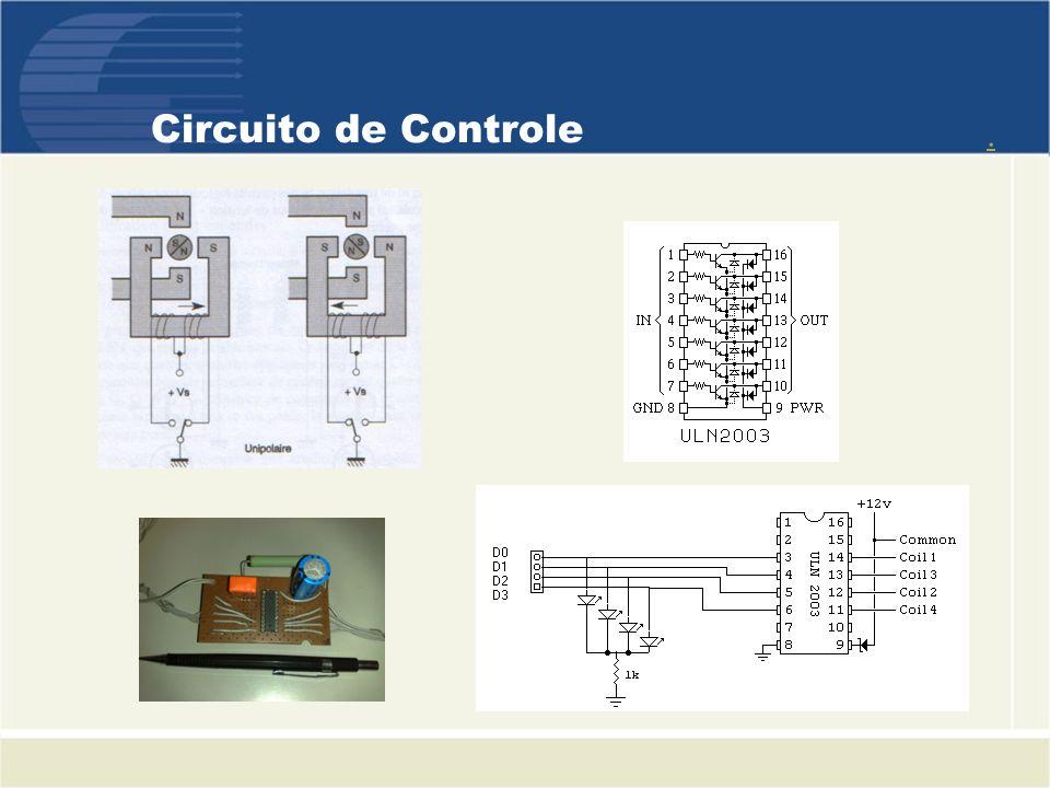 Circuito de Controle.