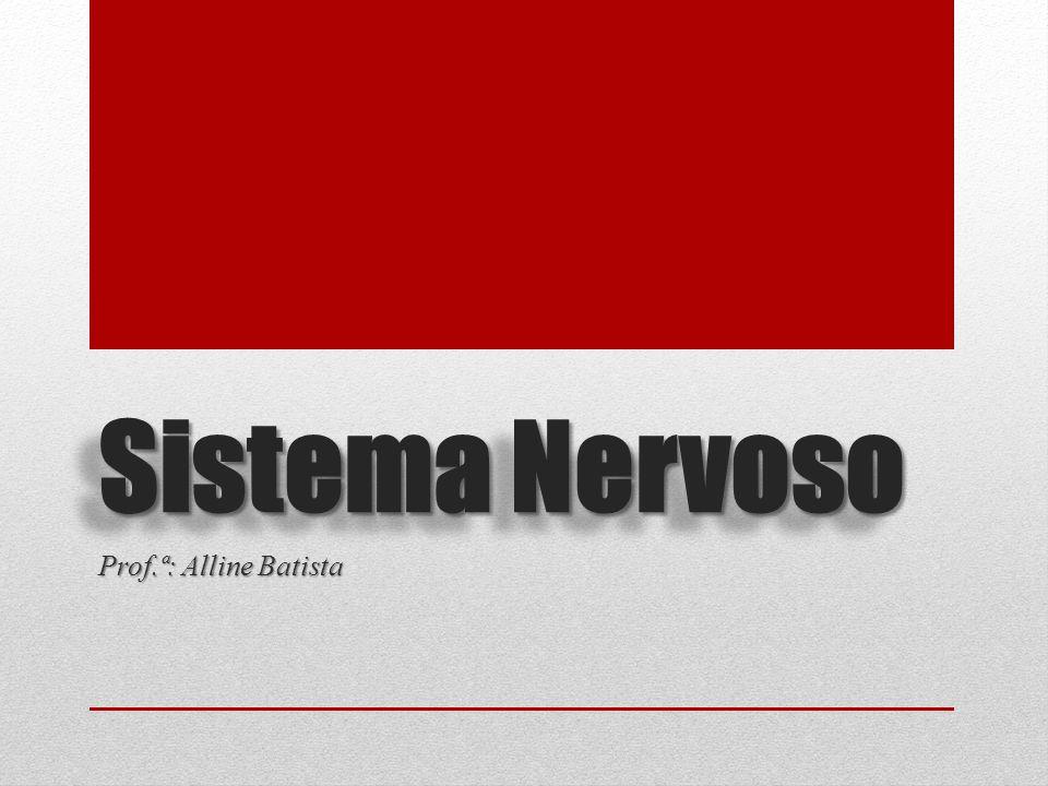Prof.ª: Alline Batista