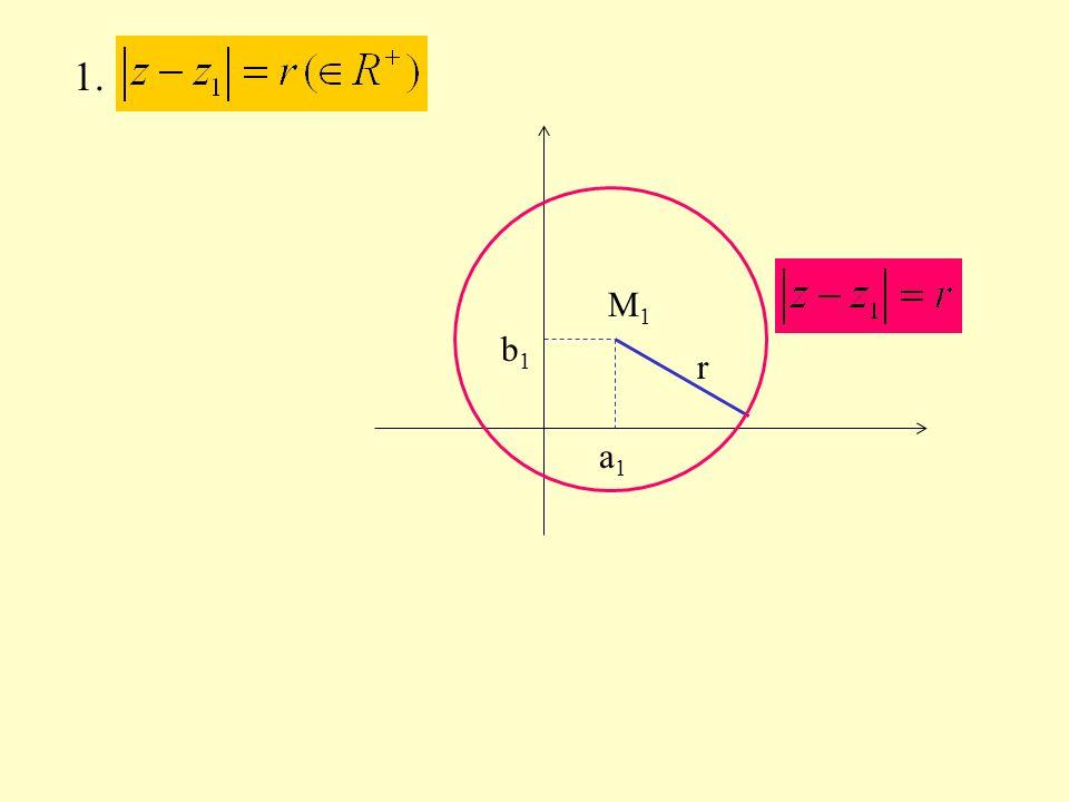 1. r M1M1 a1a1 b1b1