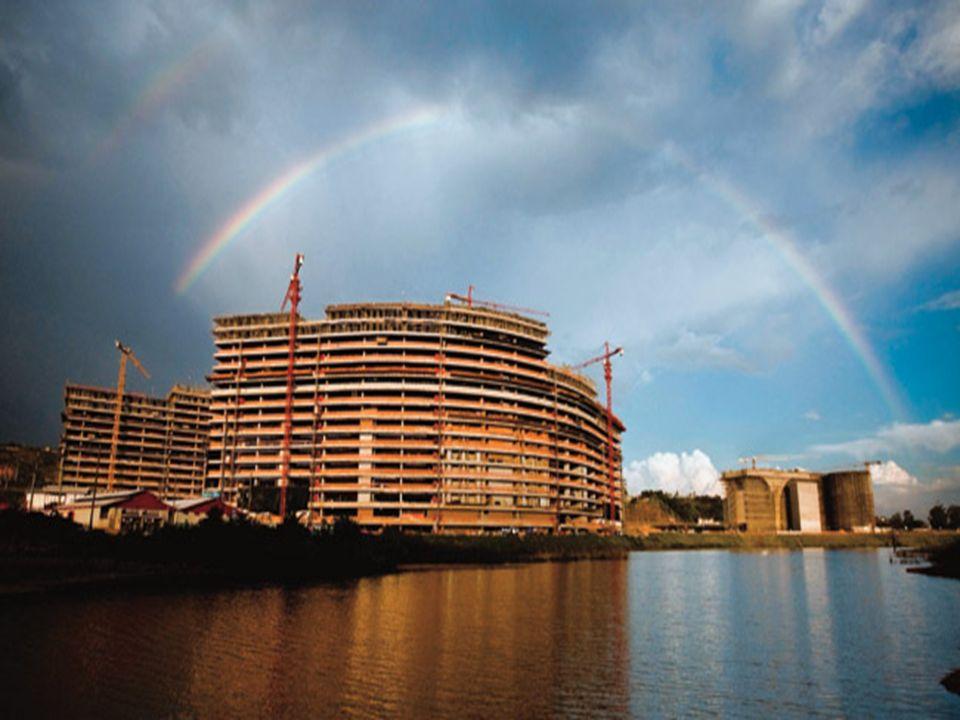 O responsável pelos cálculos da construção é o engenheiro José Carlos Sussekind, que trabalha com Niemeyer há 40 anos.