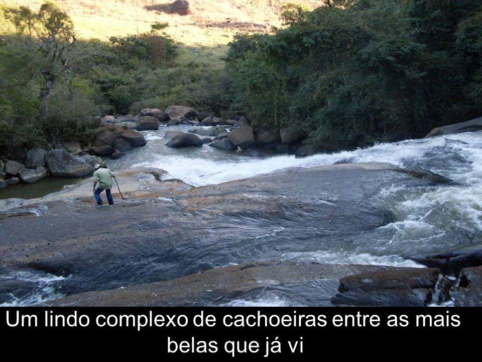 Gostaria que eles pudessem conhecer as cachoeiras do limoeiro, em Bueno Brandão, nascentes do Rio do Peixe