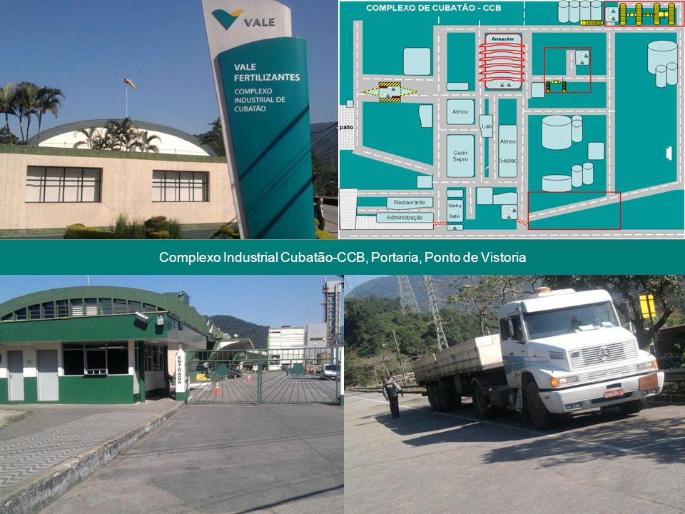 20e-Hora Marcada – Julho, 2011 Complexo Industrial Cubatão-CCB, Portaria, Ponto de Vistoria Posicionar uma imagem neste espaço