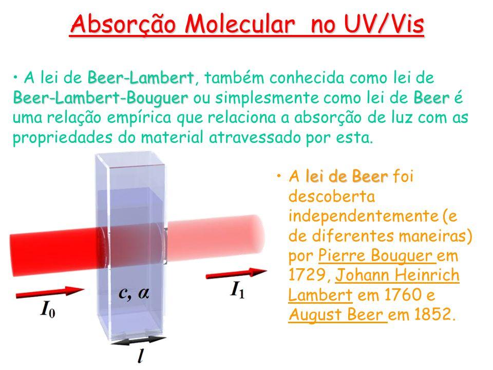Beer-Lambert Beer-Lambert-BouguerBeer A lei de Beer-Lambert, também conhecida como lei de Beer-Lambert-Bouguer ou simplesmente como lei de Beer é uma