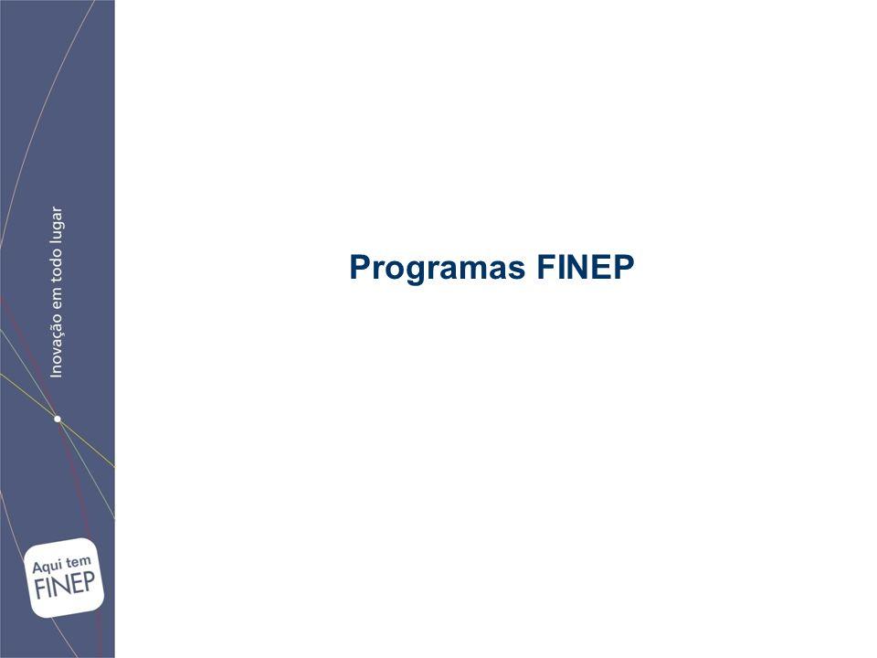 Programa Primeira Empresa – Prime O programa visa expandir e garantir recursos para suporte de empresas incubadas, incubadoras, parques tecnológicos e atividades de Pesquisa, Desenvolvimento e Inovação.