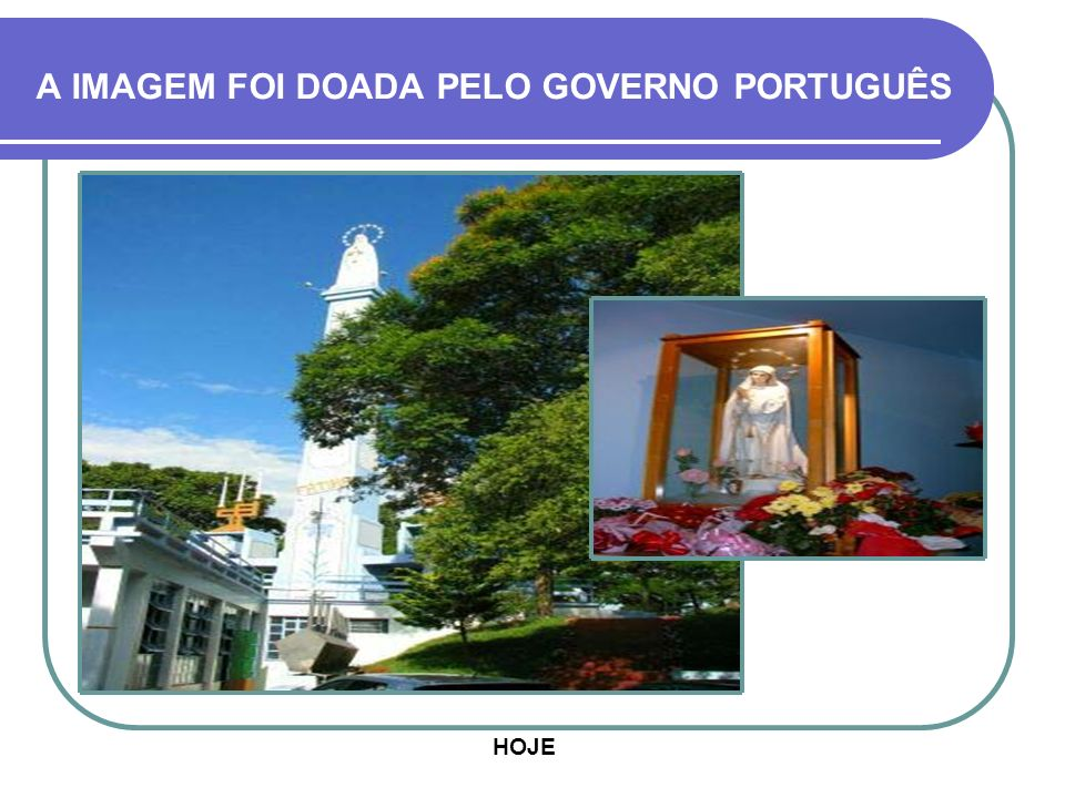 IDEALIZADA PELO Pe. PEDRO LUIS BOTTARI CONSTRUÇÃO – INÍCIO DA DÉCADA DE 1950 Padre Pedro Bottari