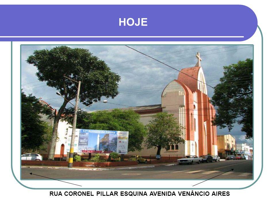 HOJE O LUGAR CHAMAVA-SE PARQUE BRASIL