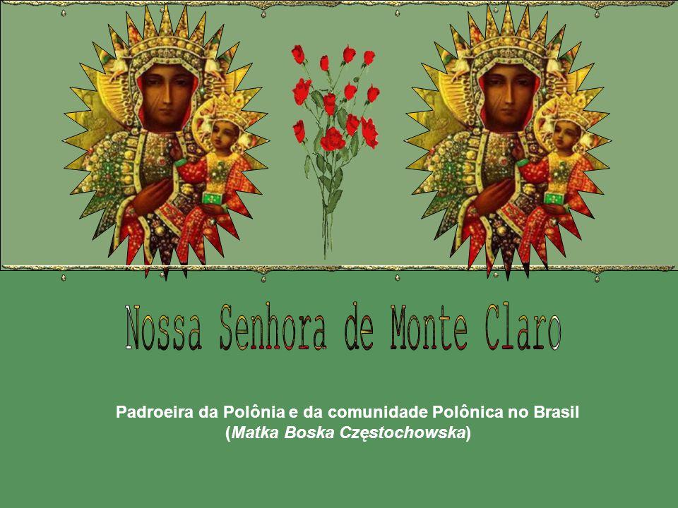 Padroeira da Polônia e da comunidade Polônica no Brasil (Matka Boska Częstochowska)
