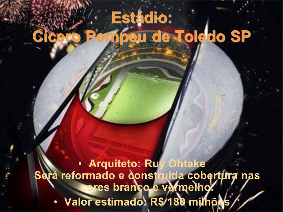 Estádio: Vivaldo Lima, Manaus Projeto: Gerkan Marg und Partner (GMP) Nova arena do Vivaldão.