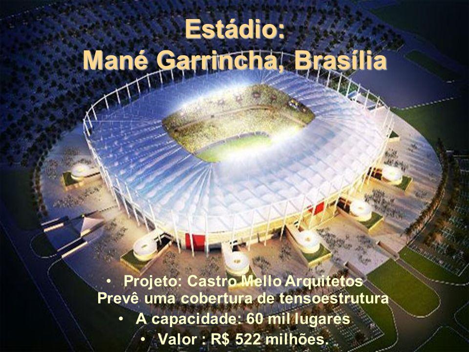 Estádio: Estádio José Pinheiro Borda RS Projeto: Fernando Balvedi, Gabriel Garcia e Maurício Santos da Hype Studio Reforma da arquibancada inferior, a