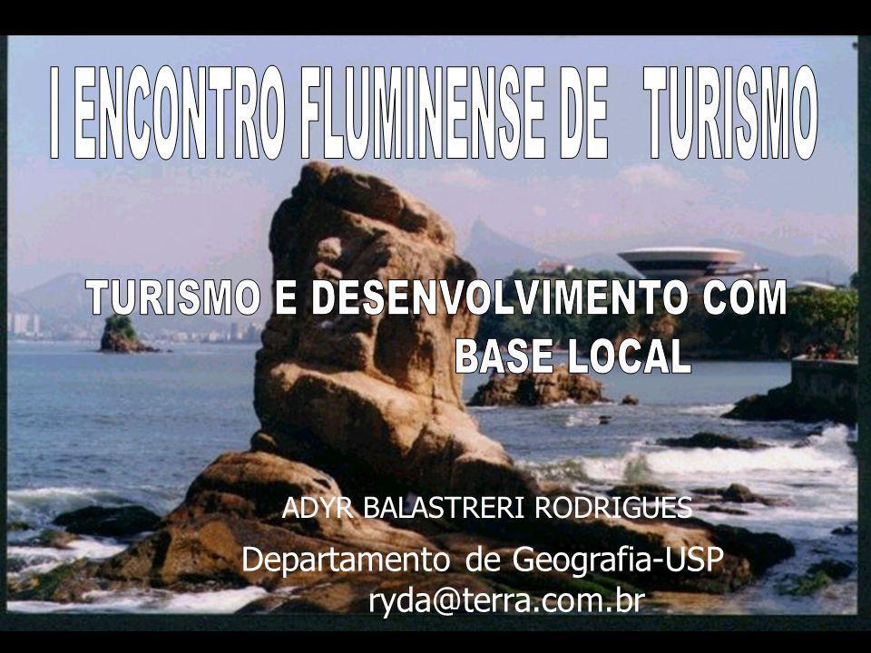 ADYR BALASTRERI RODRIGUES Departamento de Geografia-USP ryda@terra.com.br